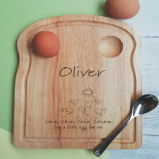 chicks egg board