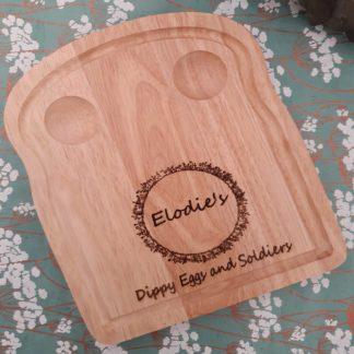 Fern Circle Eggboard