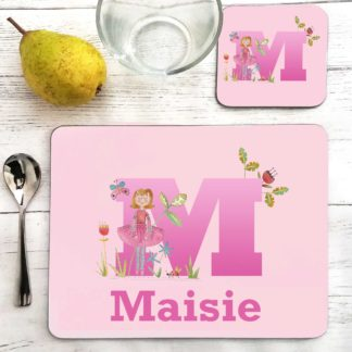 Dancer Personalised Placemat