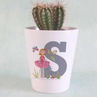 Personalised Plant Pot