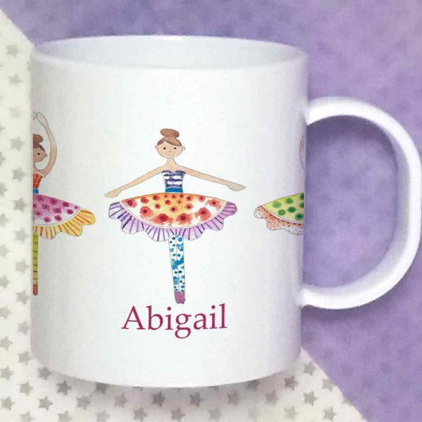 personalised plastic cup