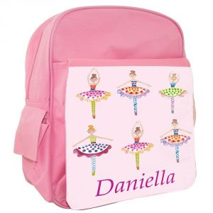 girls dancing bag