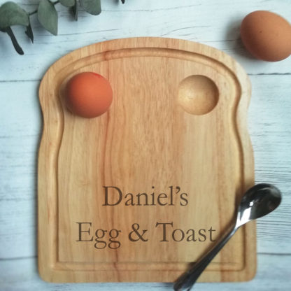 egg & toast Board