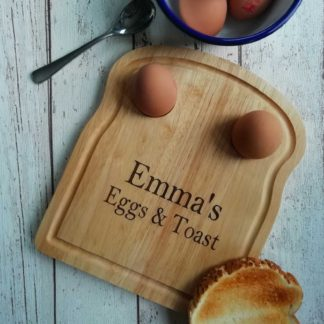 Egg & Toast Board