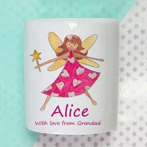 Baby Girl Ceramics