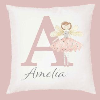 Fairy Personalised Cushion
