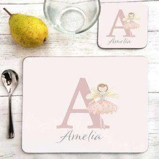 Fairy table mat