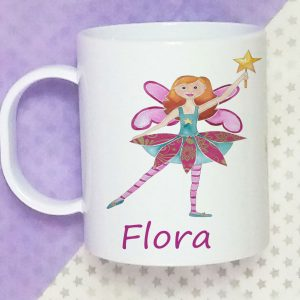 personalised girls cup