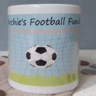 Football Net Money Box