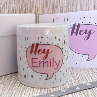 baby personalised gift