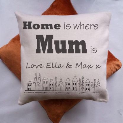 Mum's Cushion