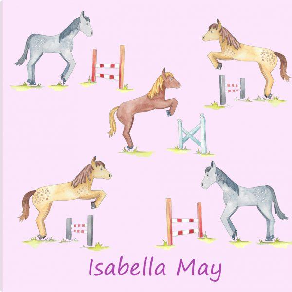 Horse Room Theme