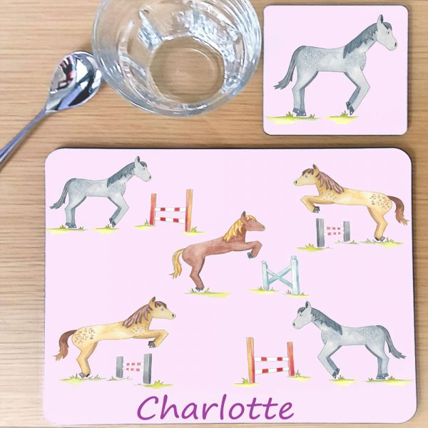 personalised place mat