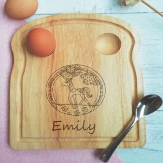 unicorns egg board