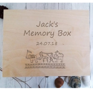 baby engraved gift