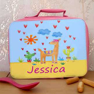 Insulated School Lunch Bag
