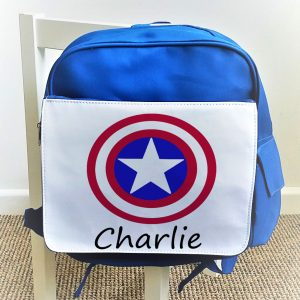 personalised marvel bag