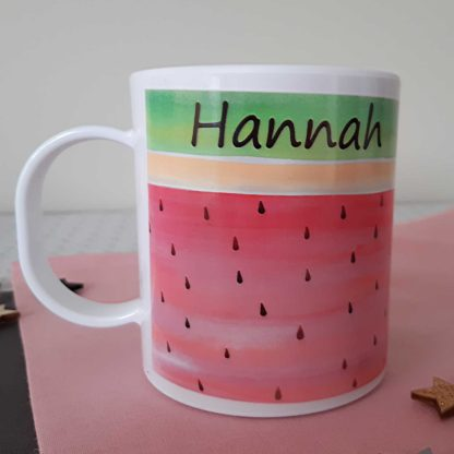 Personalised Melon Cup