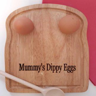 Mummy's Dippy Egg Board