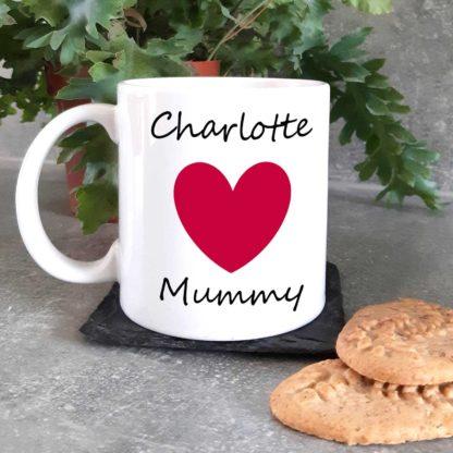 I love mummy mug