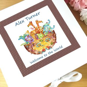 Personalised 1st Birthday Gifts Tigerlily Prints