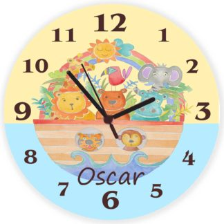 Noahs Arc Clock