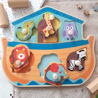 Noahs Arc Puzzle