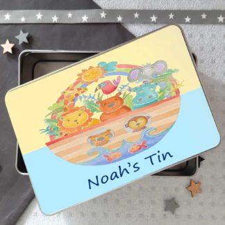 Noah's Arc Tin