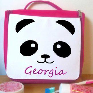 Personalised Wash Bags
