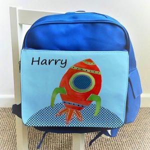 personalised Nursery Bags
