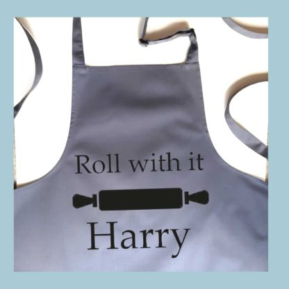 Roll with it apron