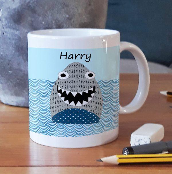 children's personalised mugs