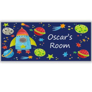 Children's Door Signs