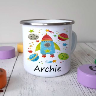 Space-Enamel-Mug