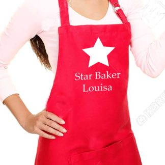 Personalised Adult Aprons