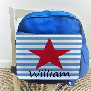 Boys School Bag