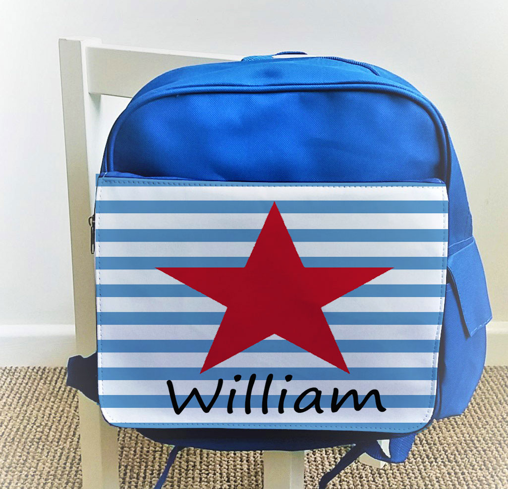 Boys School Bag