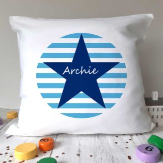 star boy cushion