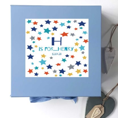 Star Bright Keepsake Box