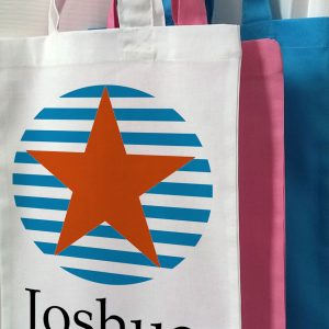 Personalised Mini Shopper Bag