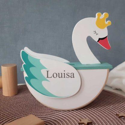 Swan Money Box