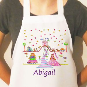 girls aprons