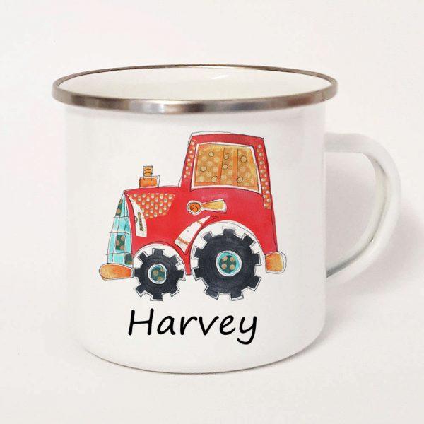 personalised toddler mug