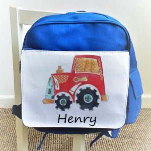 Personalised Back Pack