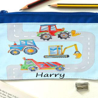 boys pencil cases