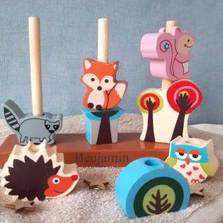 Woodland Stacker Toy