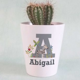 Personalised Plant Pots