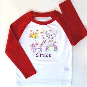 Personalised Girls Top