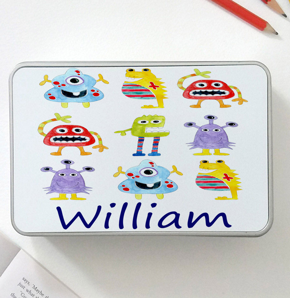 boys personalised gifts