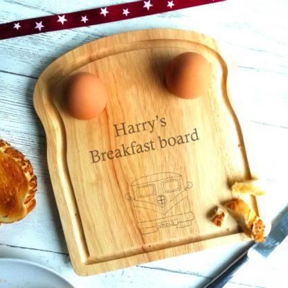 Camper Van Egg Board